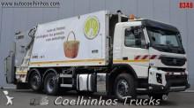 camião basculante para recolha de lixo Volvo