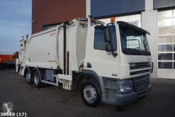 DAF waste collection truck