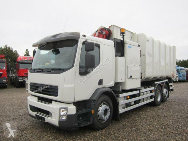 Engin de voirie Volvo FE260 6x2 VDL Translift Varia IES
