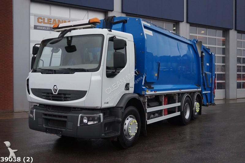 Veículo de limpeza / sanitário de estrada Renault