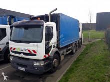 camion benne à ordures ménagères nc