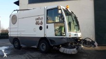 Unieco road sweeper