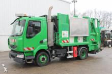 Renault Midlum 12.220 CNG GAS Vuilniswagen