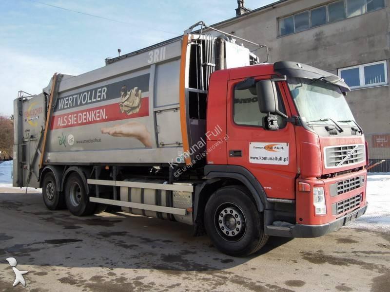 Zobaczyć zdjęcia Komunalne Volvo