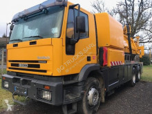 Iveco sewer cleaner truck
