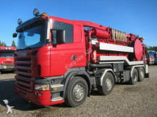 Scania R420 8x2*6 JHL RECycler 14.000 l. Euro 4