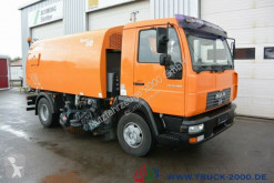 MAN road sweeper