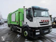 camion de colectare a deşeurilor menajere Iveco
