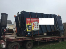 Mercedes Actros Müllwagen Aufbau