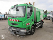 used washer truck