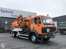 Mercedes sewer cleaner truck