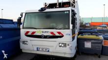 camion benne à ordures ménagères PVI