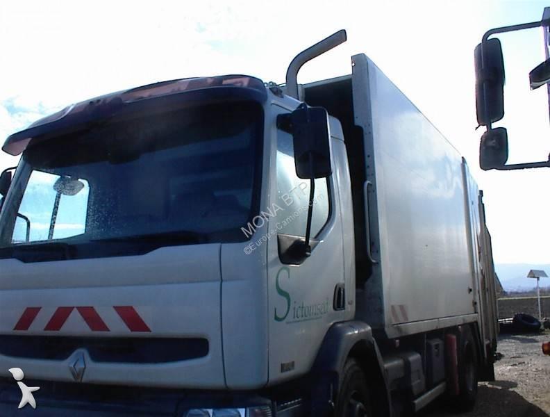 Engin de voirie Renault