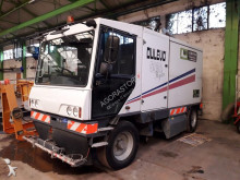Dulevo road sweeper