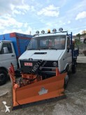 Iveco snow plough