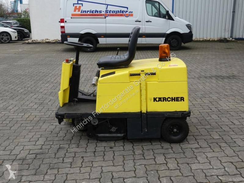 Utilaje pentru drumuri Kärcher KMR1200BAT