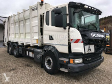 Scania waste collection truck