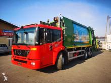 nc MERCEDES-BENZ - Econic 2633 LI, EURO V, garbage truck, mullwagen