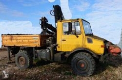 engin de voirie Unimog MERCEDES-BENZ -