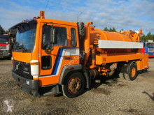 Volvo sewer cleaner truck
