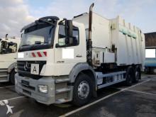Mercedes Axor 2528 6x2 Müllwagen / Seitenlader