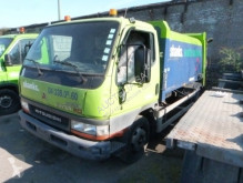 Mitsubishi waste collection truck