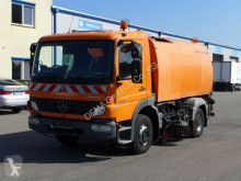 Mercedes Atego 1018*Bucher Eurofant 50*Re/Li kehren*Klima