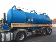 Samro sewer cleaner semi-trailer