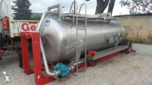 Maisonneuve sewer cleaner truck