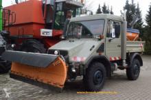 Unimog road network trucks