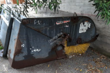 Bobcat road sweeper