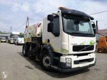 Volvo road sweeper