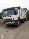сметоизвозващ камион Scania