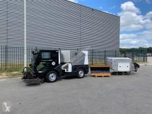 camion balayeuse Nilfisk