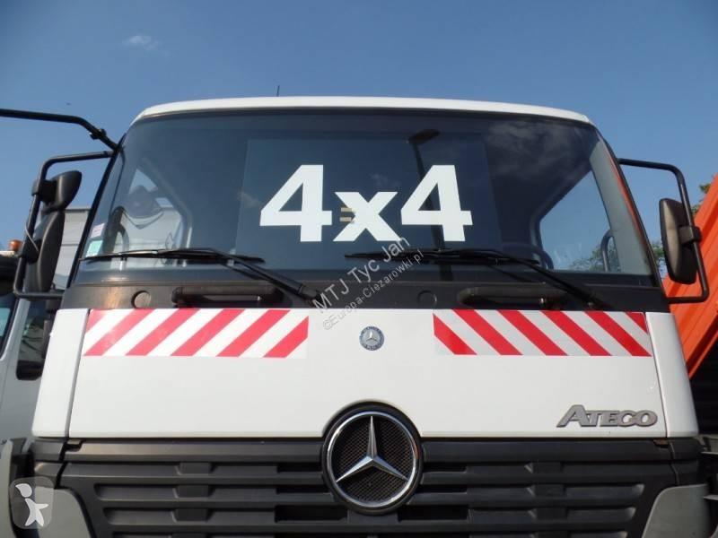 Zobaczyć zdjęcia Komunalne Mercedes