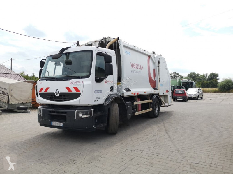 Zobaczyć zdjęcia Komunalne Renault Premium 280 DXI garbage truck mullwagen