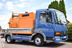used sewer cleaner truck