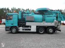 camion hydrocureur nc