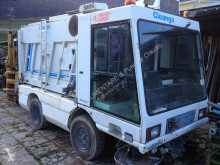 camion spazzatrice Moro Cleango
