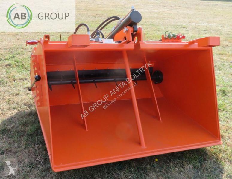 Zobaczyć zdjęcia Komunalne nc Woprol Selbstlade Sandstreuer PS150 1,3m/Self-loading sand sprea neuf