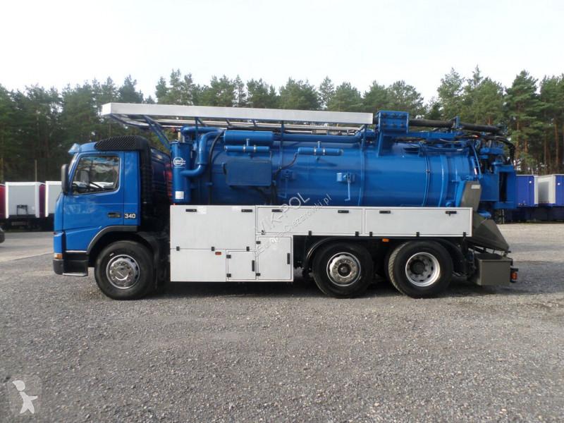 Zobaczyć zdjęcia Komunalne Volvo - 340 Kutschke WUKO Water recycling