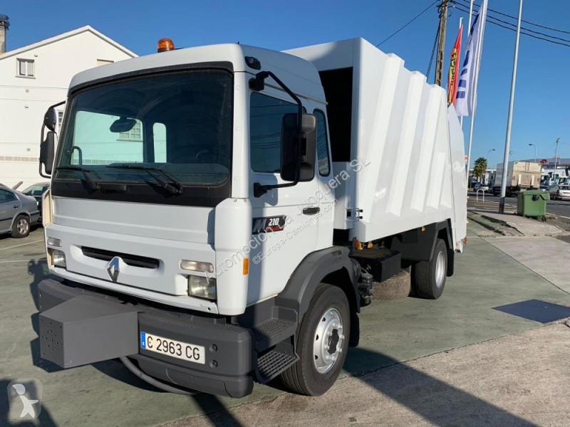 Ver las fotos Maquinaria vial Renault M 210.15