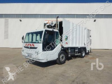 PVI waste collection truck