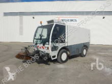 Aebi Schmidt road sweeper