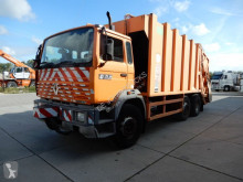 Renault G270.26.6.2 / Garbage truck / Manual gearbox / pump