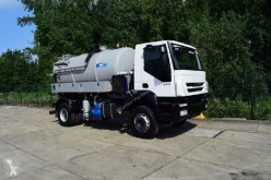 new sewer cleaner truck