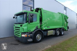 camion raccolta rifiuti Scania