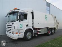 Scania P380 6X2 GARBAGE TRUCK NTM EURO 5