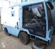 camión barredora HMF