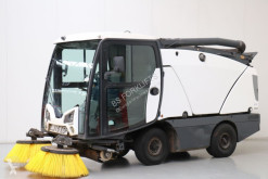 camión barredora usado